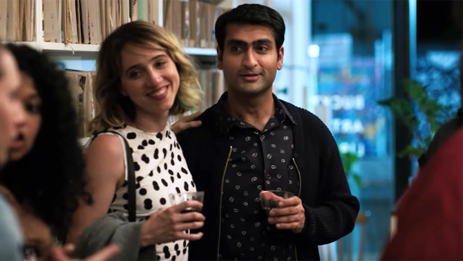 «The Big Sick» (Amor de Improviso) por Aníbal Santiago