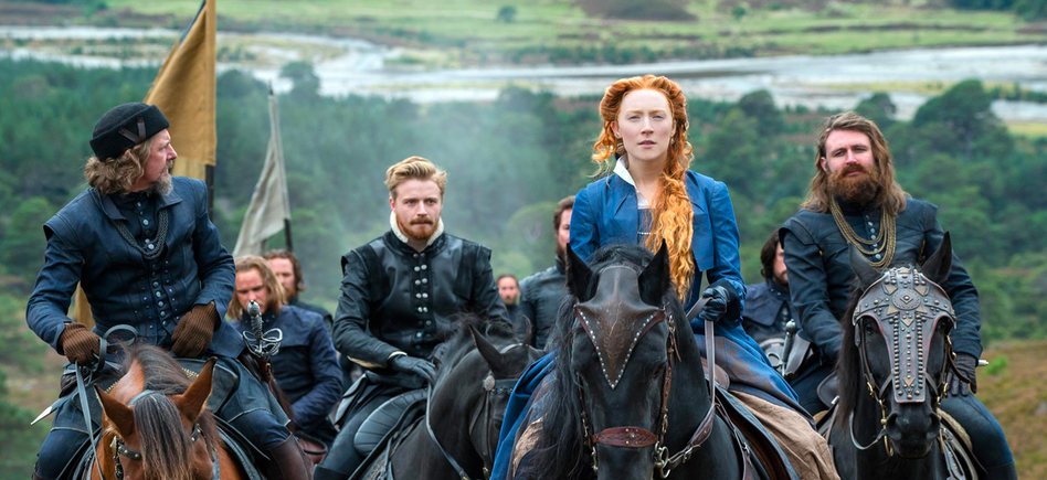 «Mary, Queen of Scots» (Maria, Rainha dos Escoceses) por Ilana Oliveira